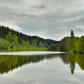 Rybník Maletín
