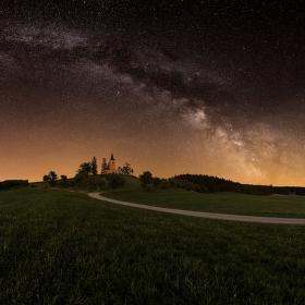 Byšičky - místo kam chodí hvězdy spát..