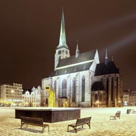 Nočním náměstím