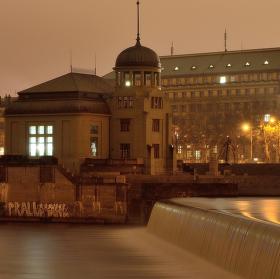 Štvanická vodní elektrárna
