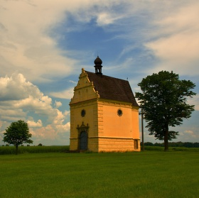 Kaple sv. Rocha u Úsova