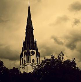 Najvyššia kostolná veža na Slovensku,SNV