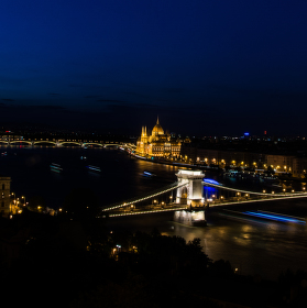 Budapest in motion