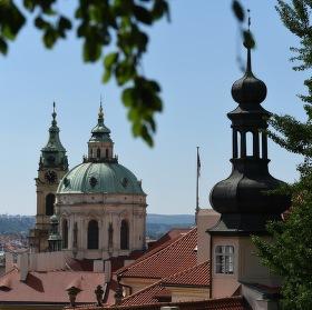 Praha první
