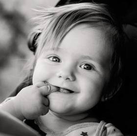 Malá šibalka :-)
