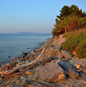 Na pobřeží