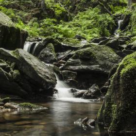 Vavřincovy vodopády