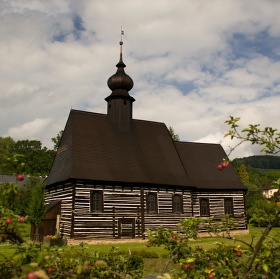 Kostelík sv.Michaela