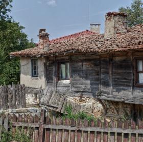 Bulharský venkov