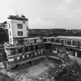 Zub času - Barrandovské terasy