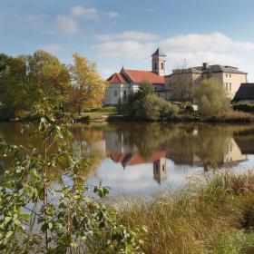 Podzim u Žišpašského rybníku