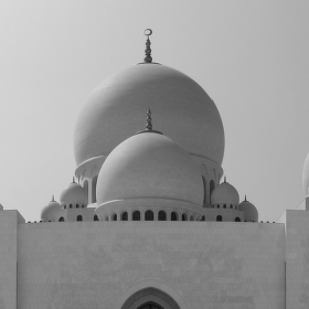 Shejkh Zayed Grand Mosque