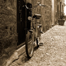 kouzlo italských uliček..
