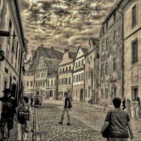 Krumlovská ulička