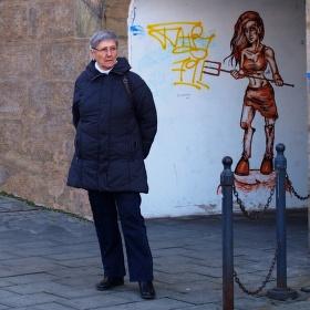 Veselá Olomouc - čekání na Mikuláše