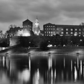 Noční Wawel