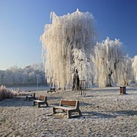 Zimní Tábor - Sokolská plovárna