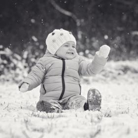 Čistá radost ze sněhu :-)