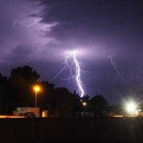 Letní bouře