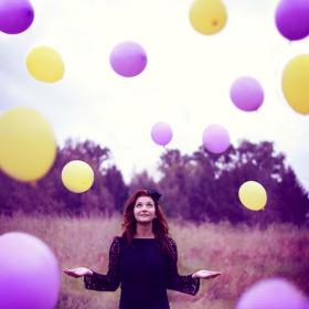 Balloon queen