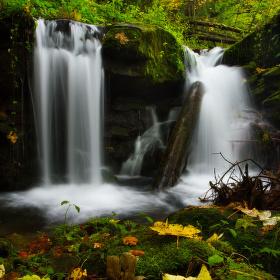 Travenský vodopád-Bekydy