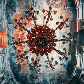 čarovný strop