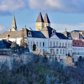 Veszprém - historické centrum