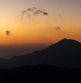 Po západu slunce v Anogii