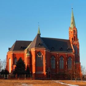 Kostel sv. Mikuláše v Ludgeřovicích