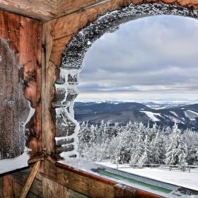 Okno do Beskyd