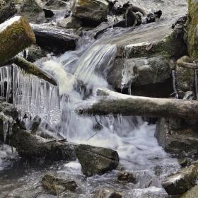 Zima, voda, sníh a led