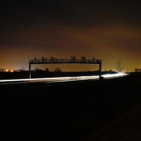 Hvězdy nad dálnicí