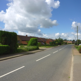 Anglicka  ulice