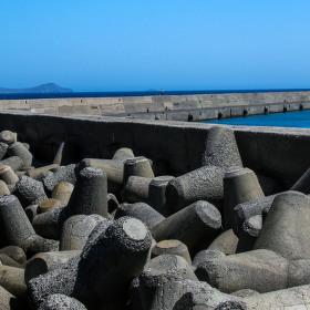 Heraklion,, 5 km dlouhé hradby