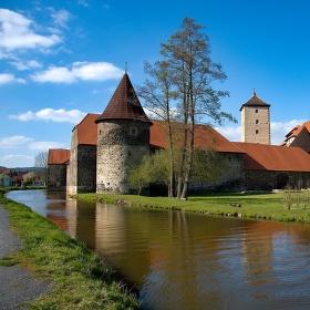 Vodní hrad - Švihov