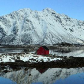 Lofoten, Nórsko