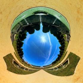 Planetka Grossedlitz 2