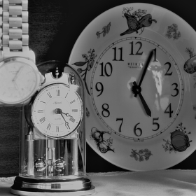 Čas, co je to čas...