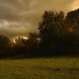 Podzimní oblačnost
