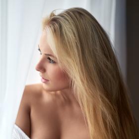 Kráska u okna :-)