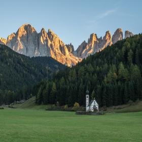 Kaple Sv. Johanna, Itálie