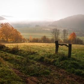 Hlásící se podzim