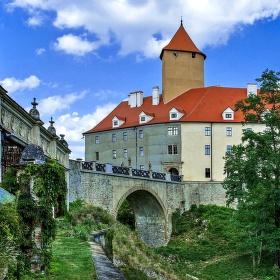 Na hradě Veveří