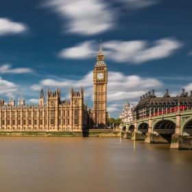 Westminsterský palác a Big Ben
