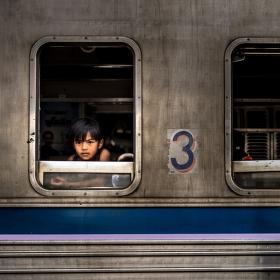 Vlak do neznáma