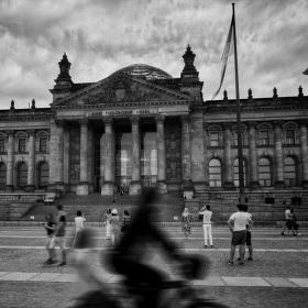 Berlínem na kole
