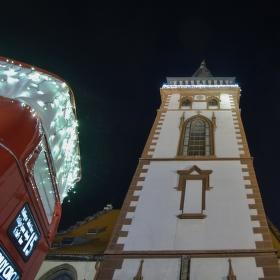Městská věž v Chomutově