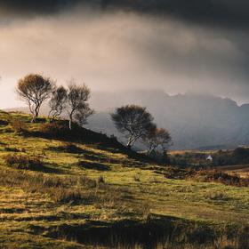 Clach Glas | Isle of Skye
