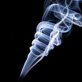 Tančící kouř