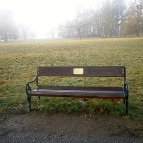 Bezručova lavička